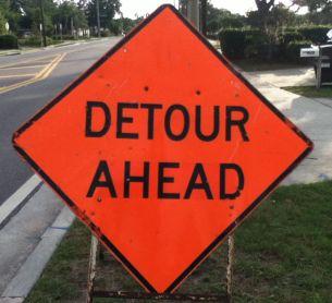 detour-ahead
